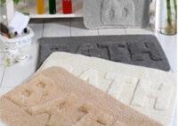 שטיחי אמבטיה איכותיים ומפנקים בשלל מידות, סגנונות וצבעים