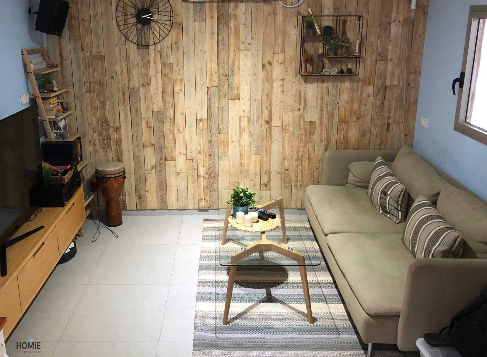 שטיח לסלון כותנה עבודת יד דגם סילביה